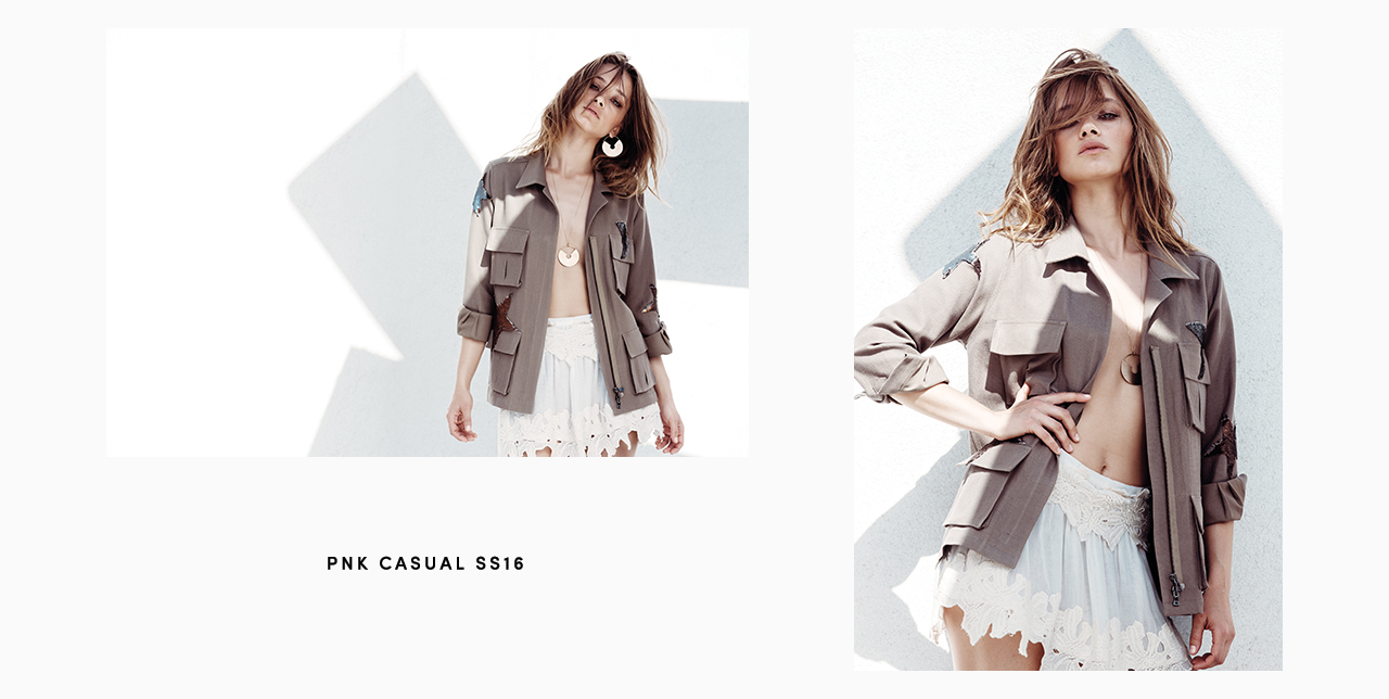 PNK casual Spring/Summer 2016 Collection - Limited Edition - 24