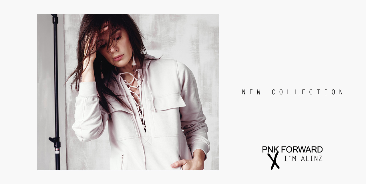 PNK Forward X I'M Alinz Collection - 3